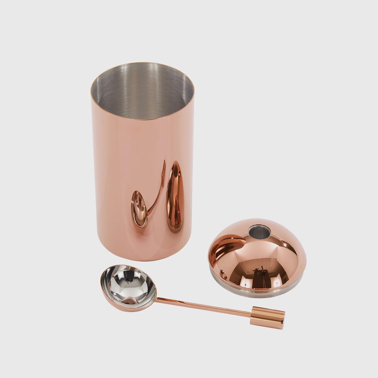 Brew Coffee Caddy, Copper