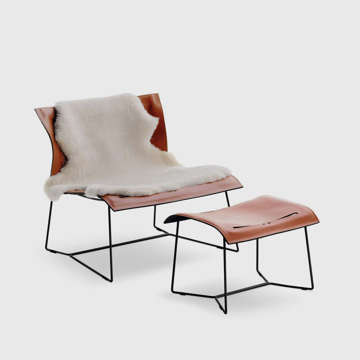 Cuoio Lounge Chair