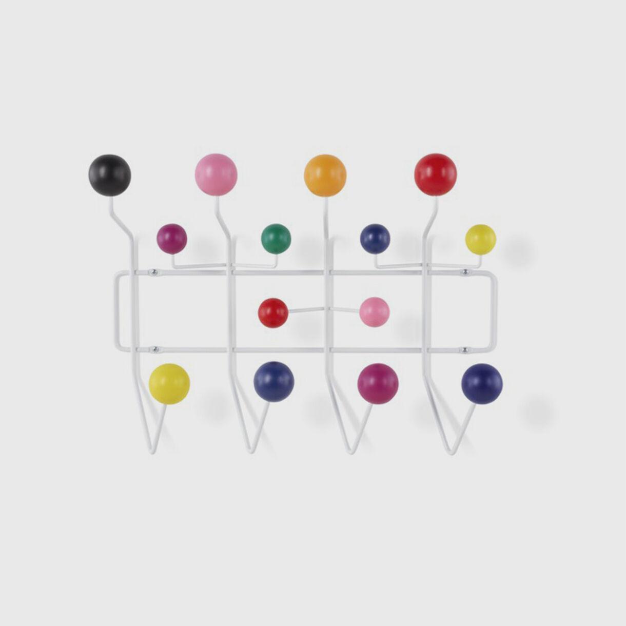 Eames Hang-It-All, Multicolour