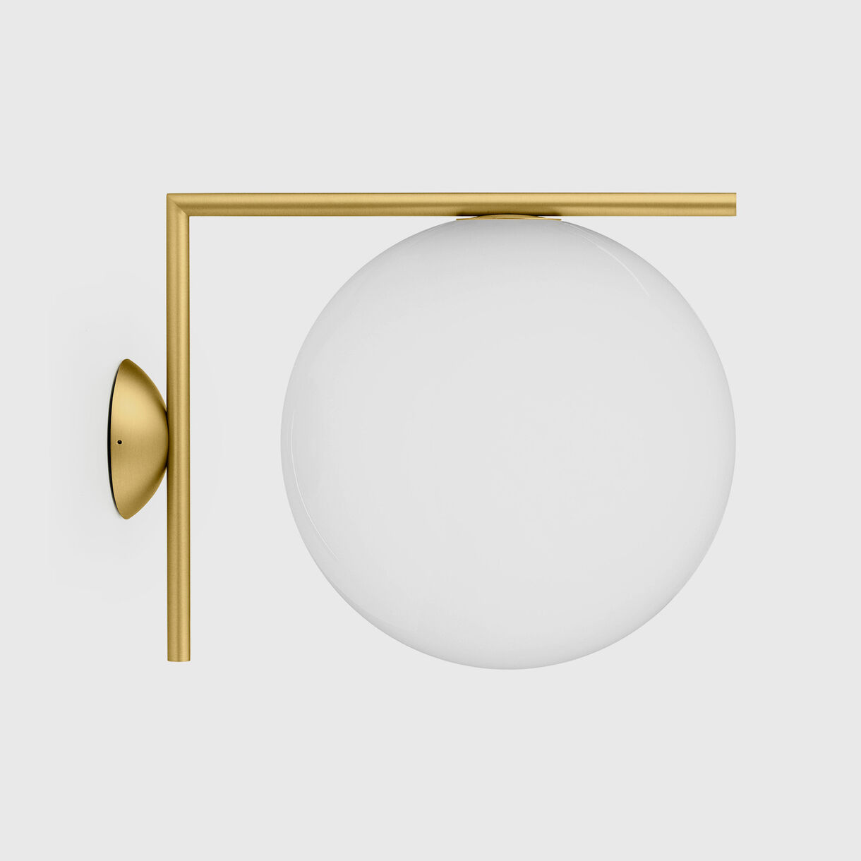 IC Ceiling Wall Lamp C/W2, Brass