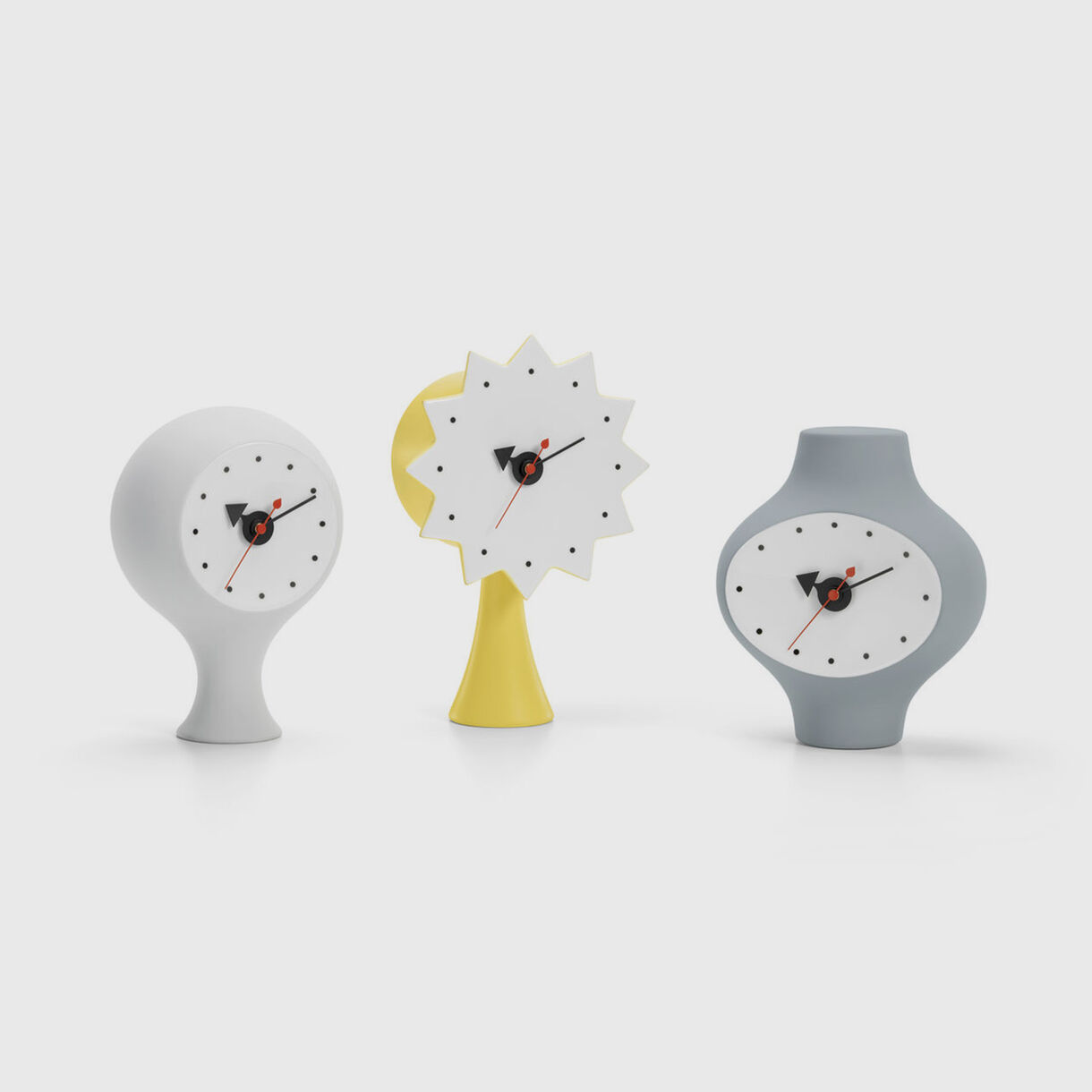 Ceramic Clocks, Group