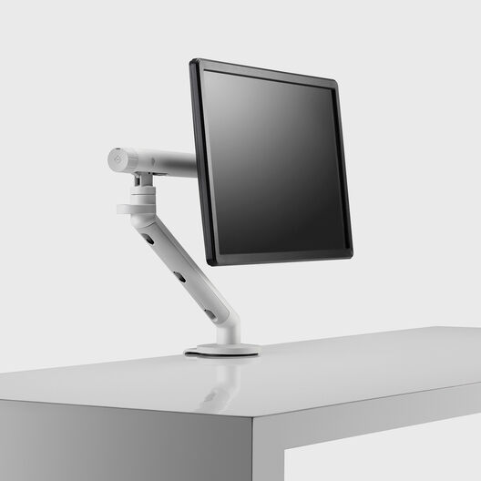 Flo Monitor Arm with Desk Clamp