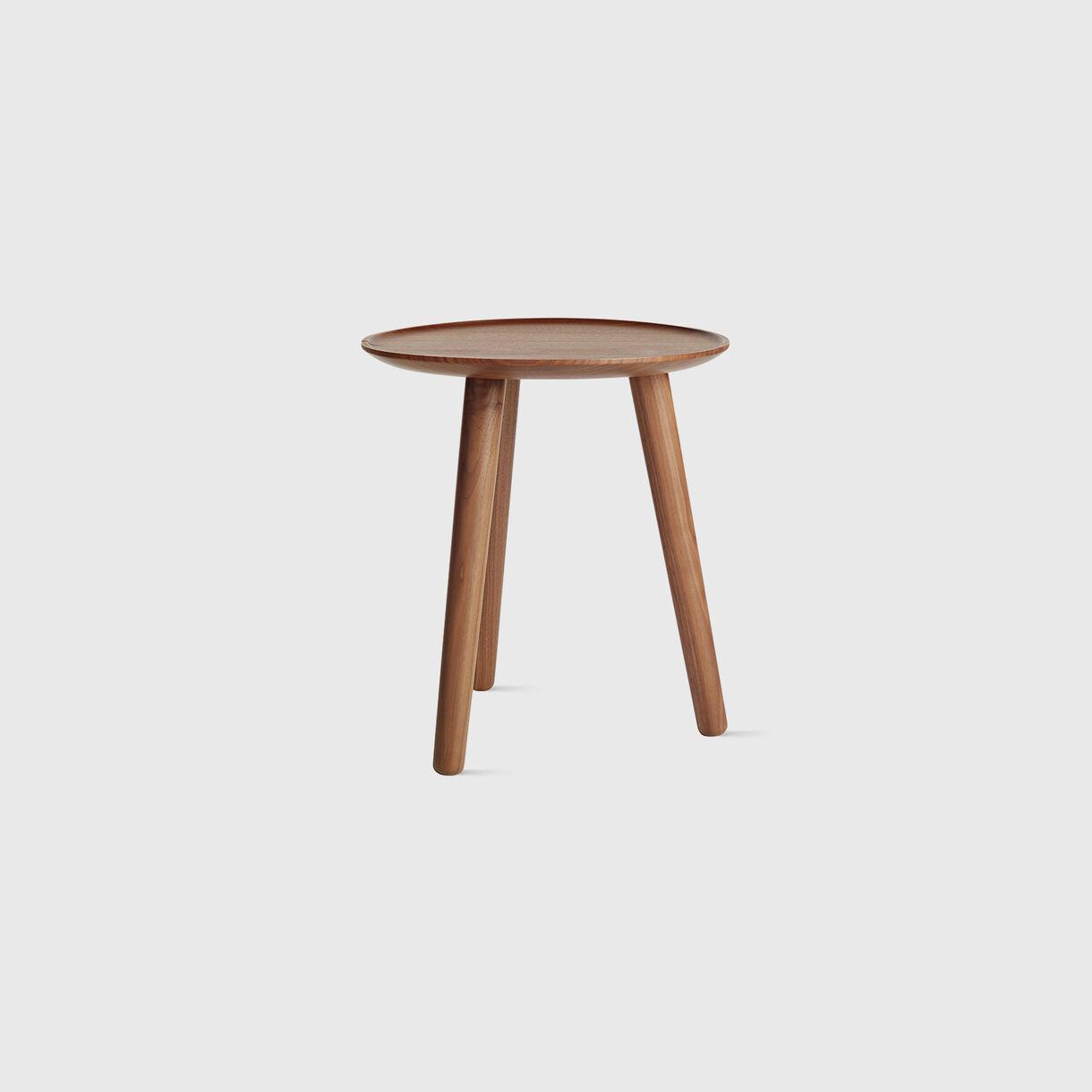 Edge Side Table, Walnut