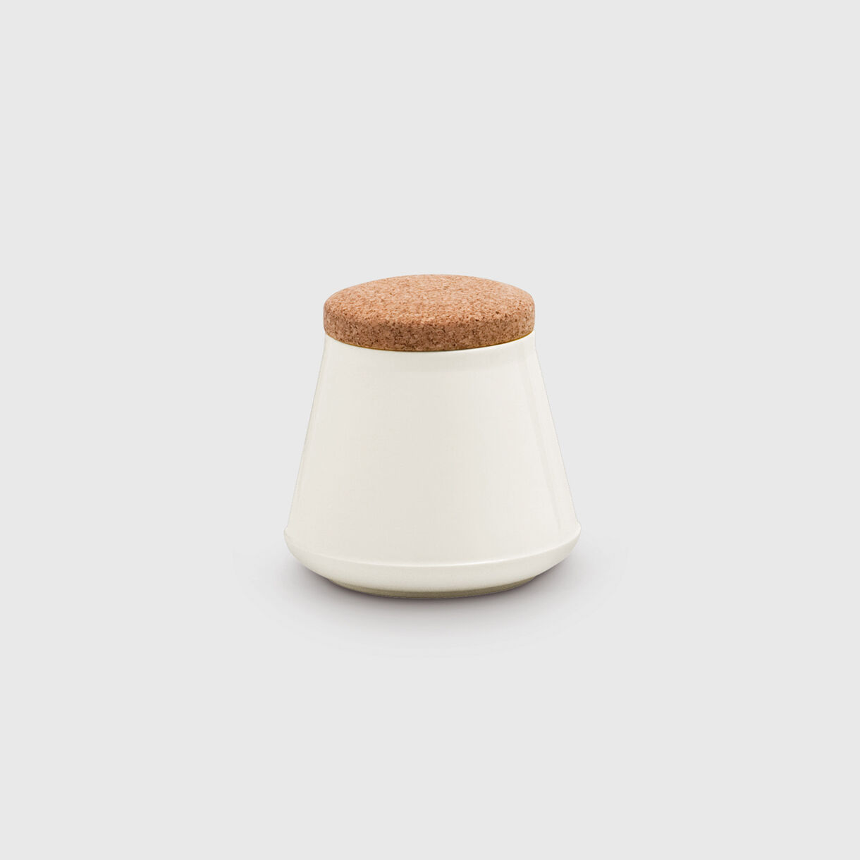 Store Jar, 140 x 140, White