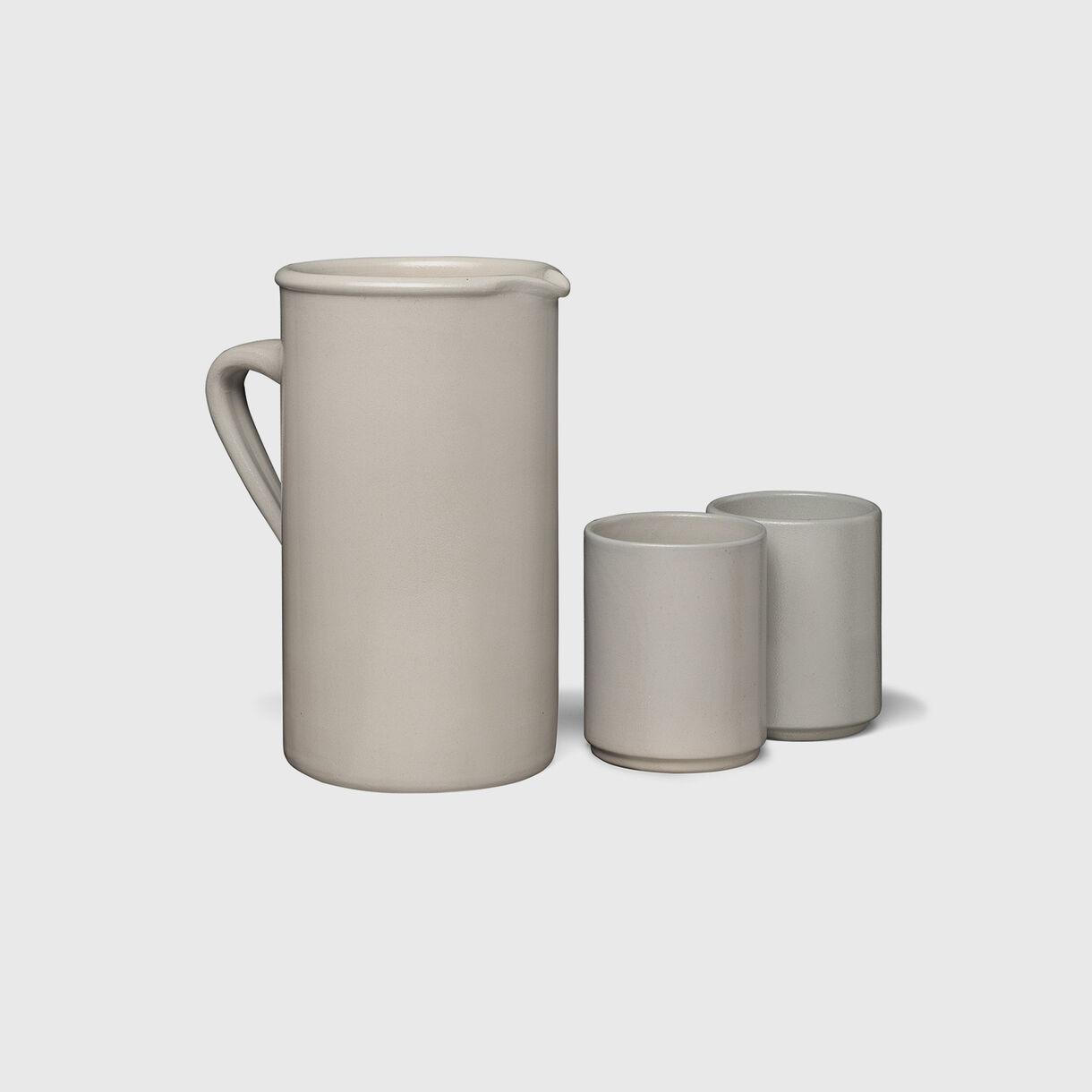 Salina Pitcher & Cups