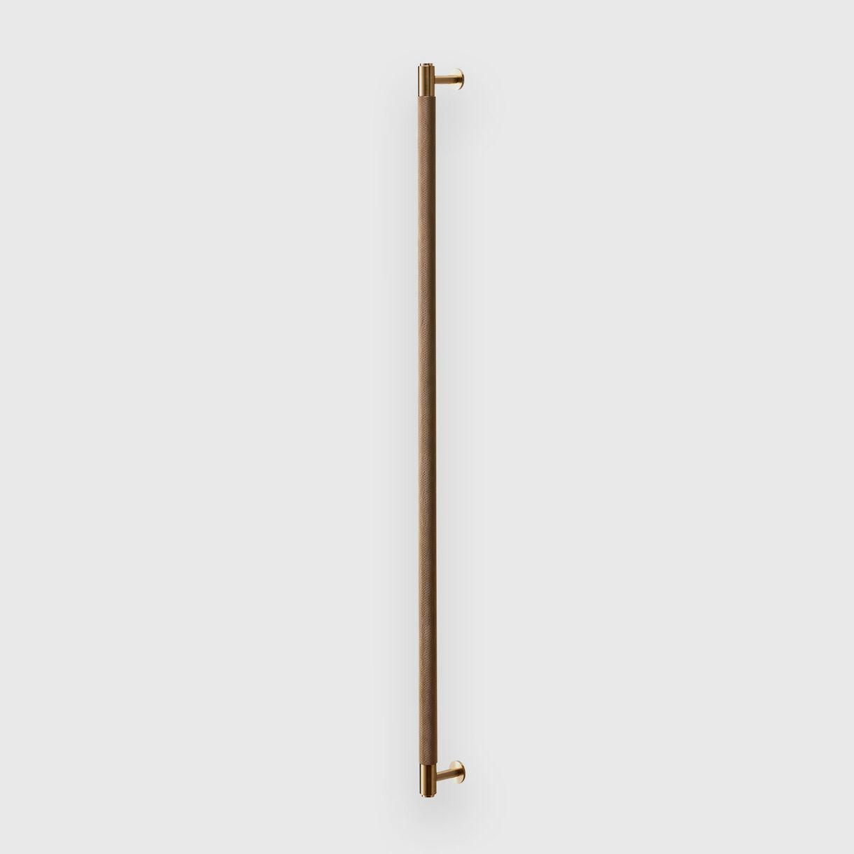 Double Sided Closet Bar, Brass