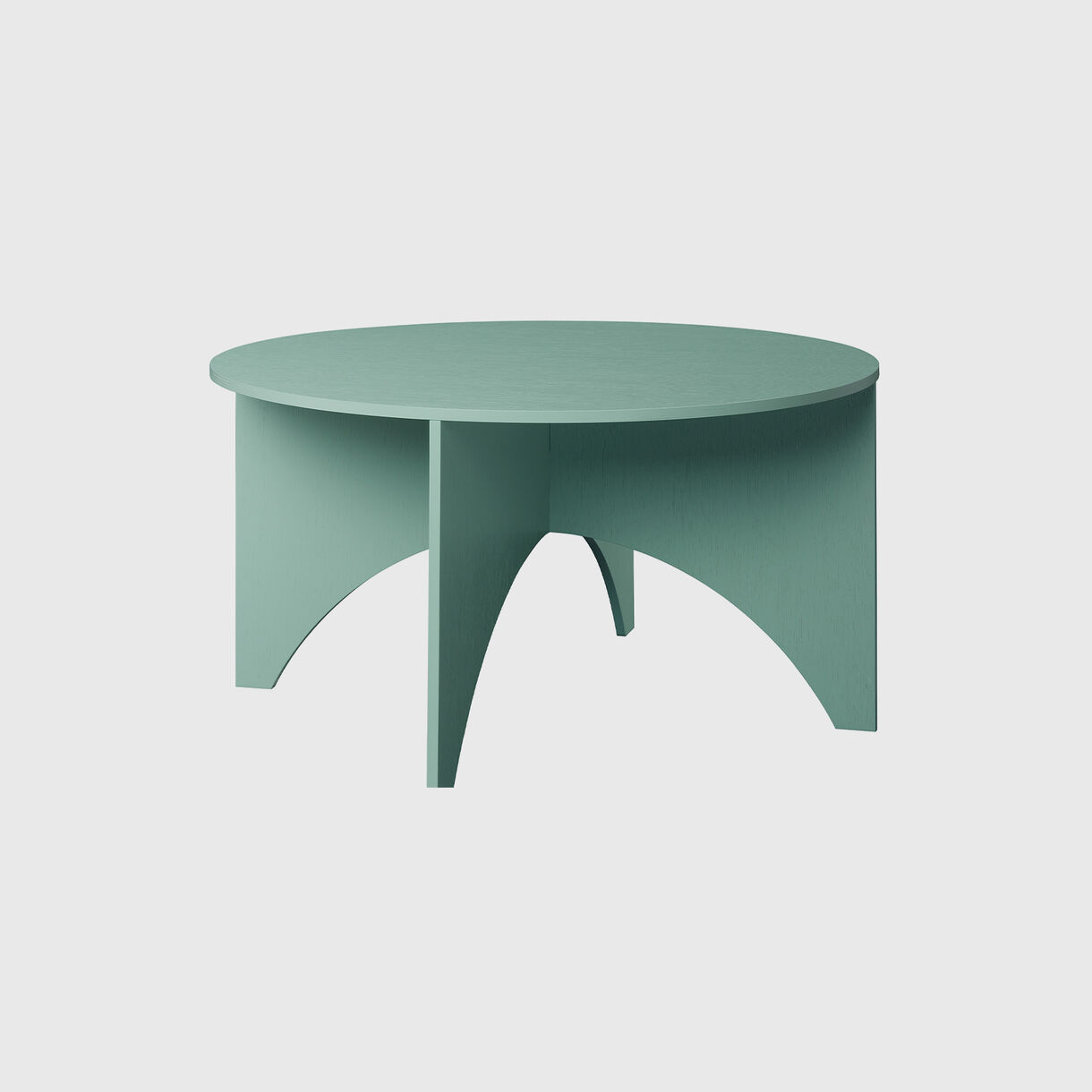 Charlotte Coffee Table, Mint