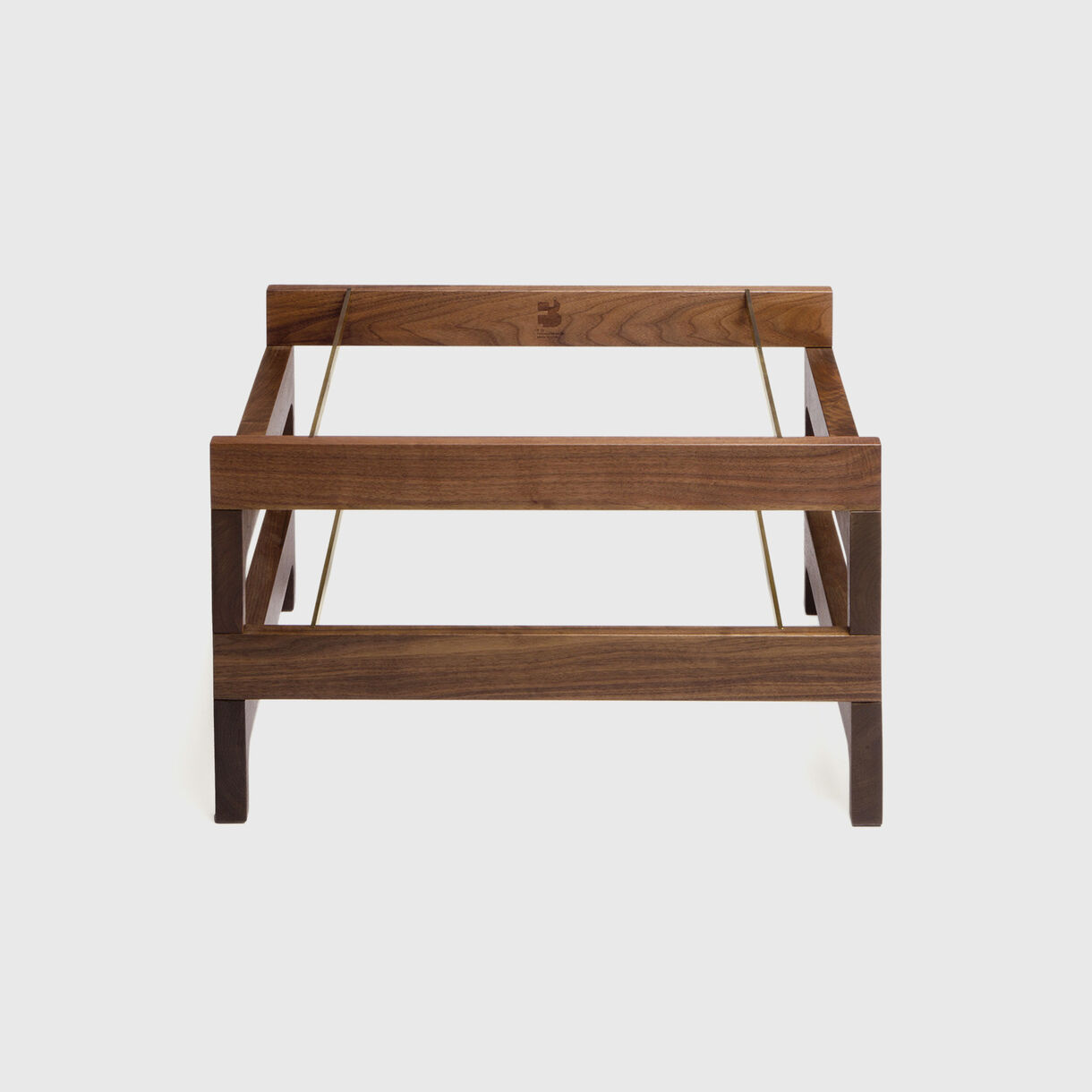 Tray Rack Side Table