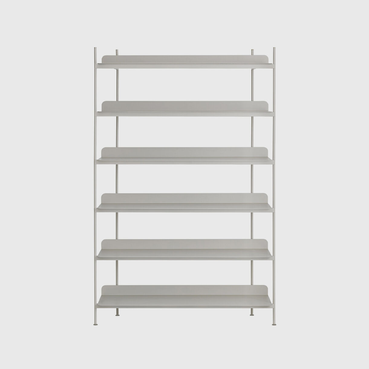 Compile Shelving System, Configuration 4
