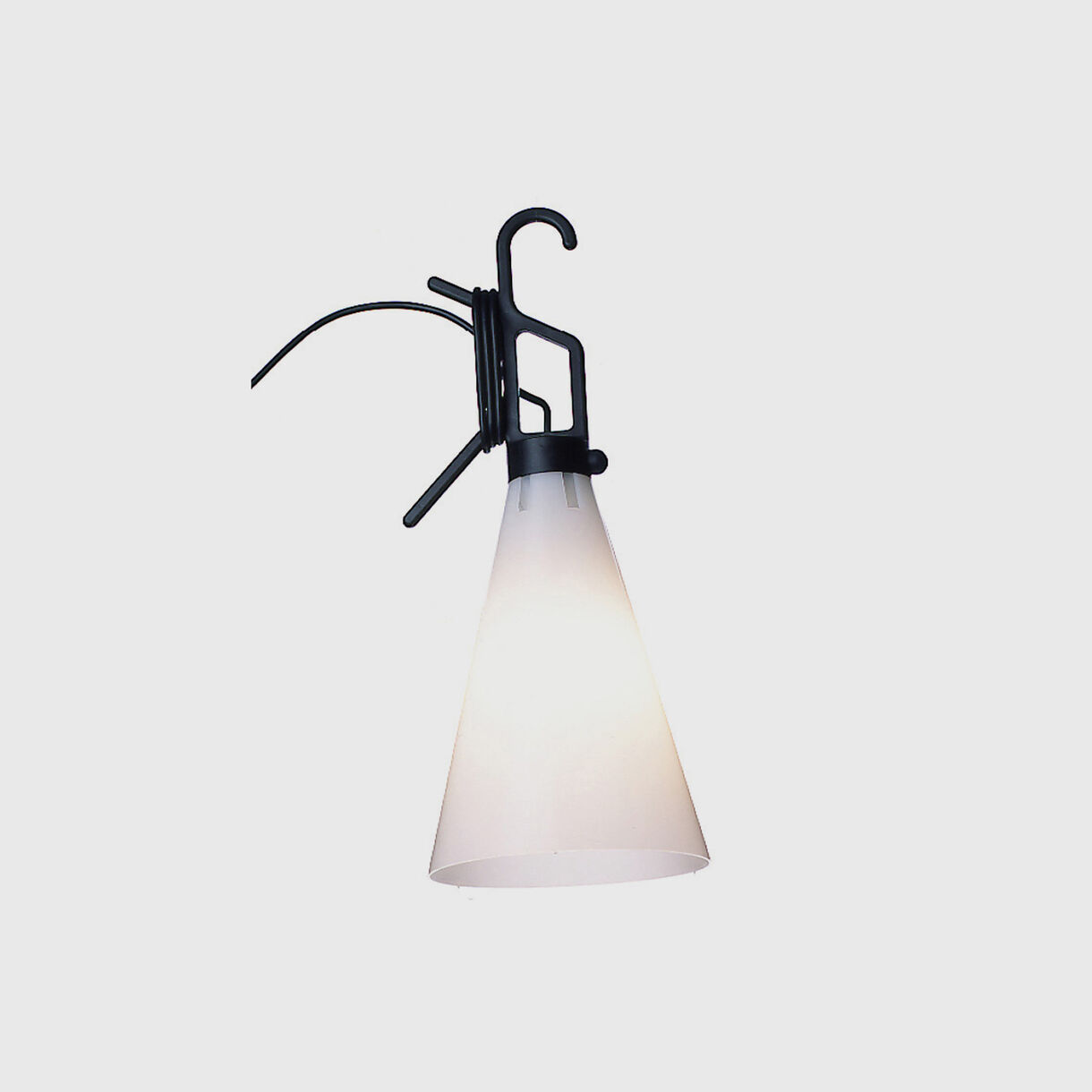 May Day Table Lamp, Black