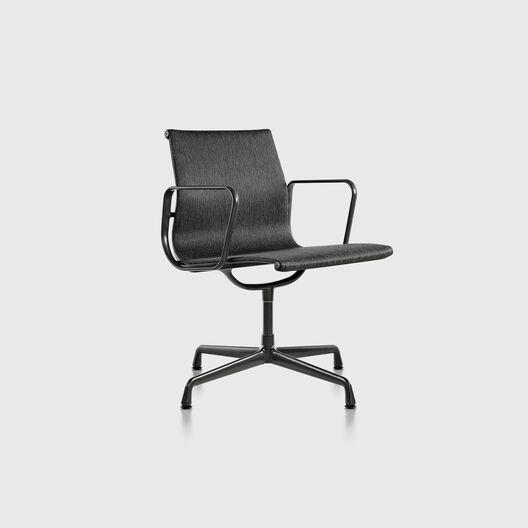 Eames® Aluminium Group Side Chair, Outdoor