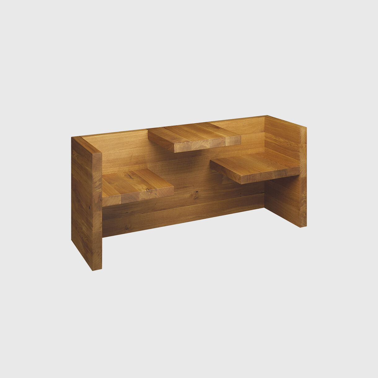 Tafel Table Bench, European Oak
