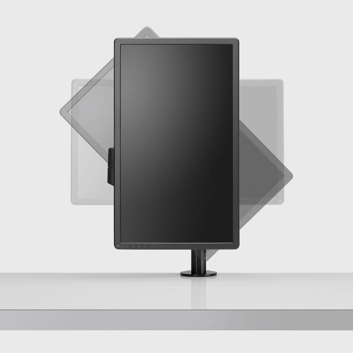 Lima Monitor Arm, Black