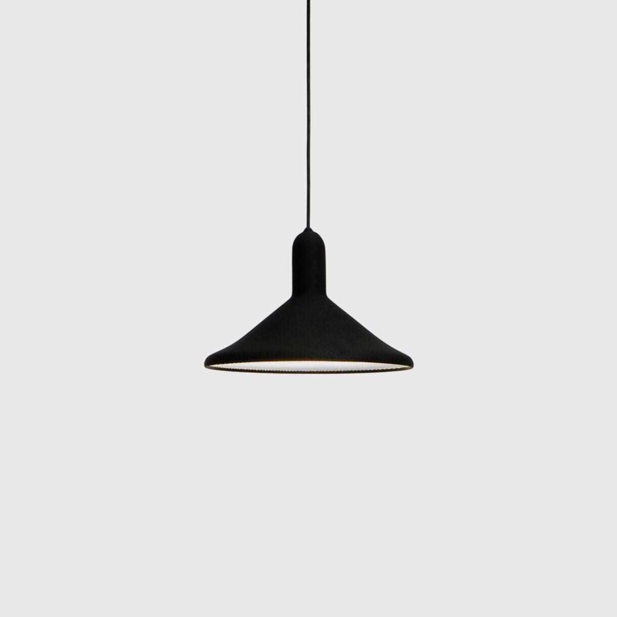 Torch Light, S3 Cone, Black