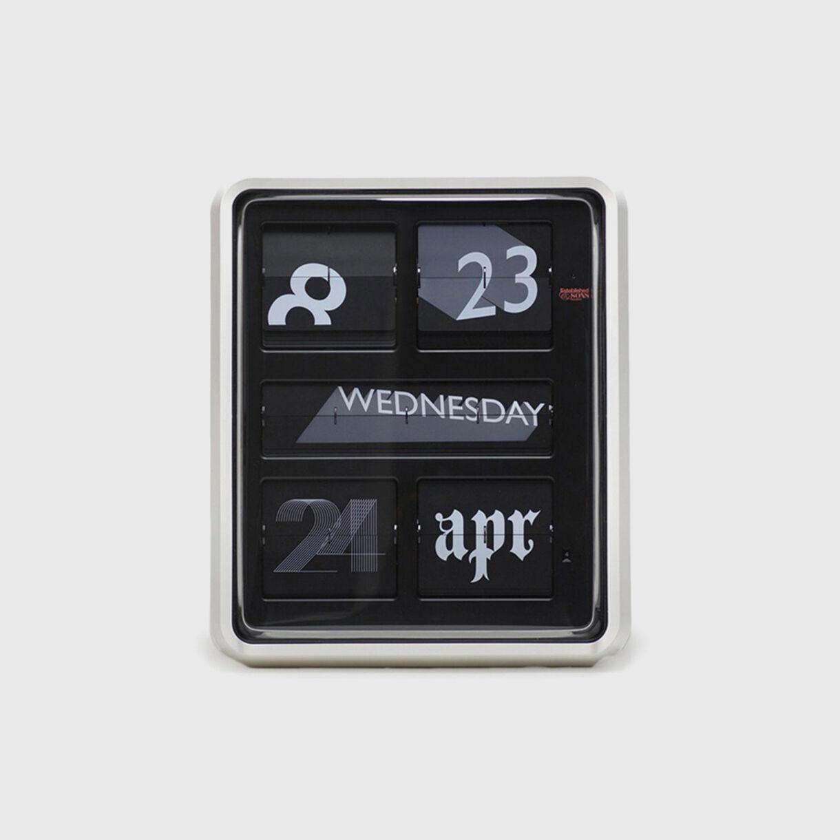 Font Clock, Large