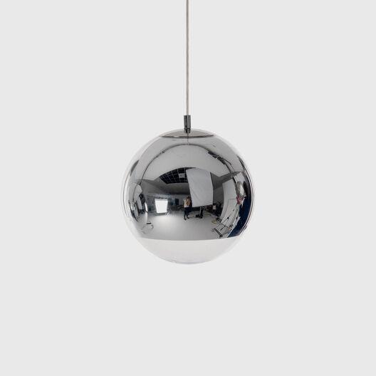 Mirror Ball Pendant, Small