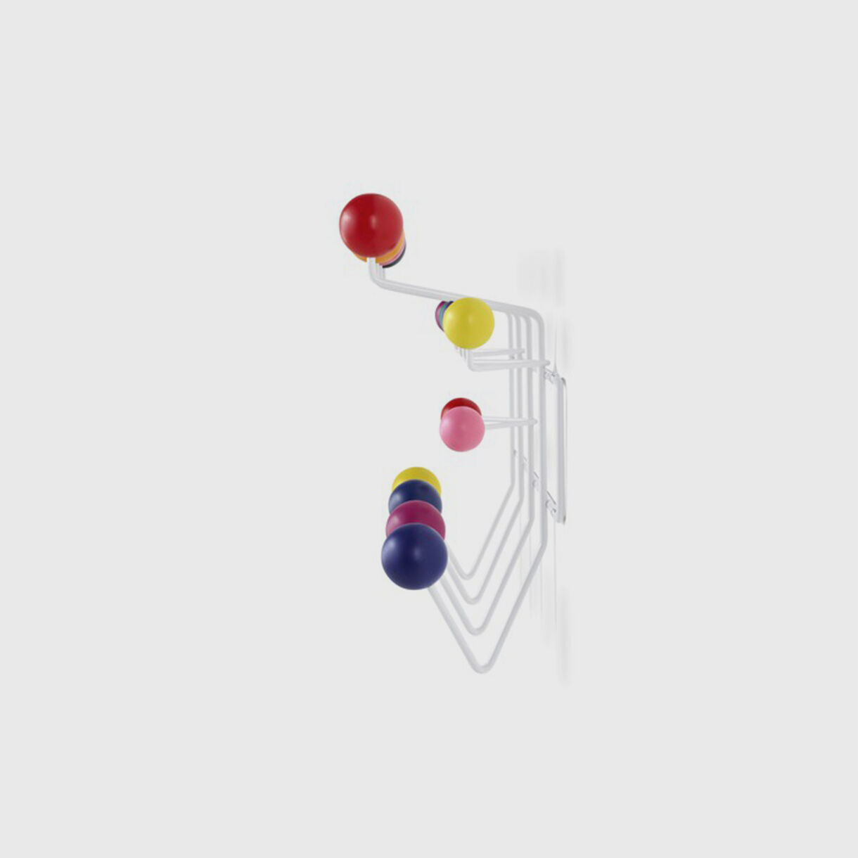 Eames Hang-It-All, Multicolour
