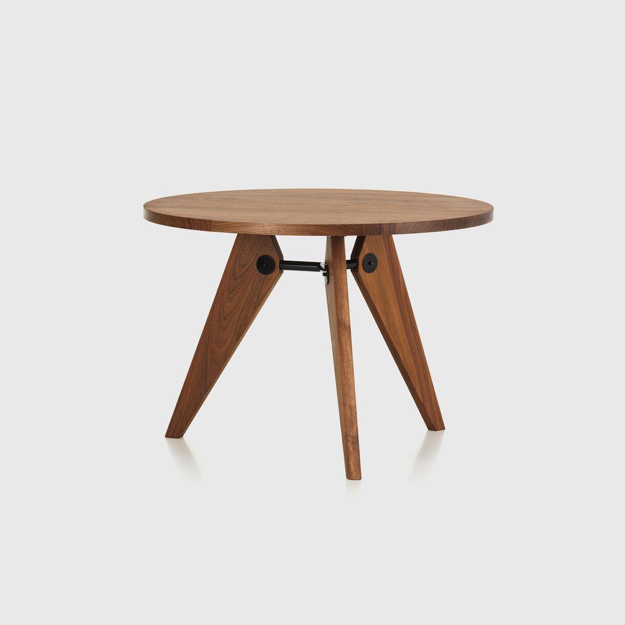 Guéridon Table, American Walnut