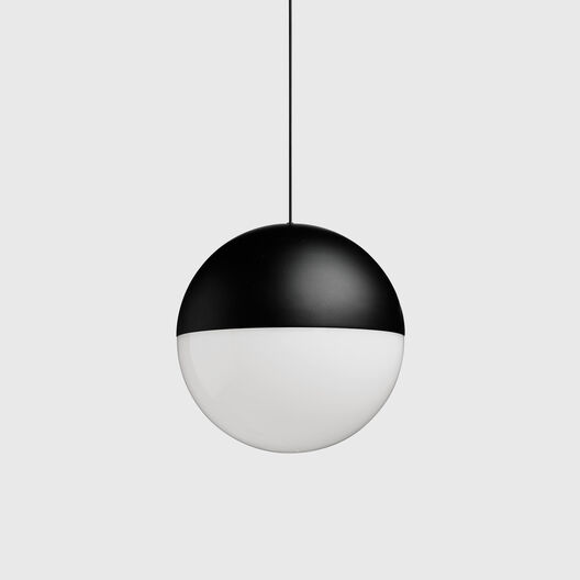 String Sphere Pendant Light