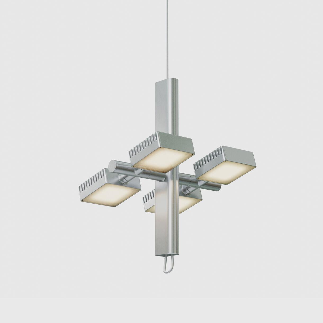 Dorval 01, Aluminium