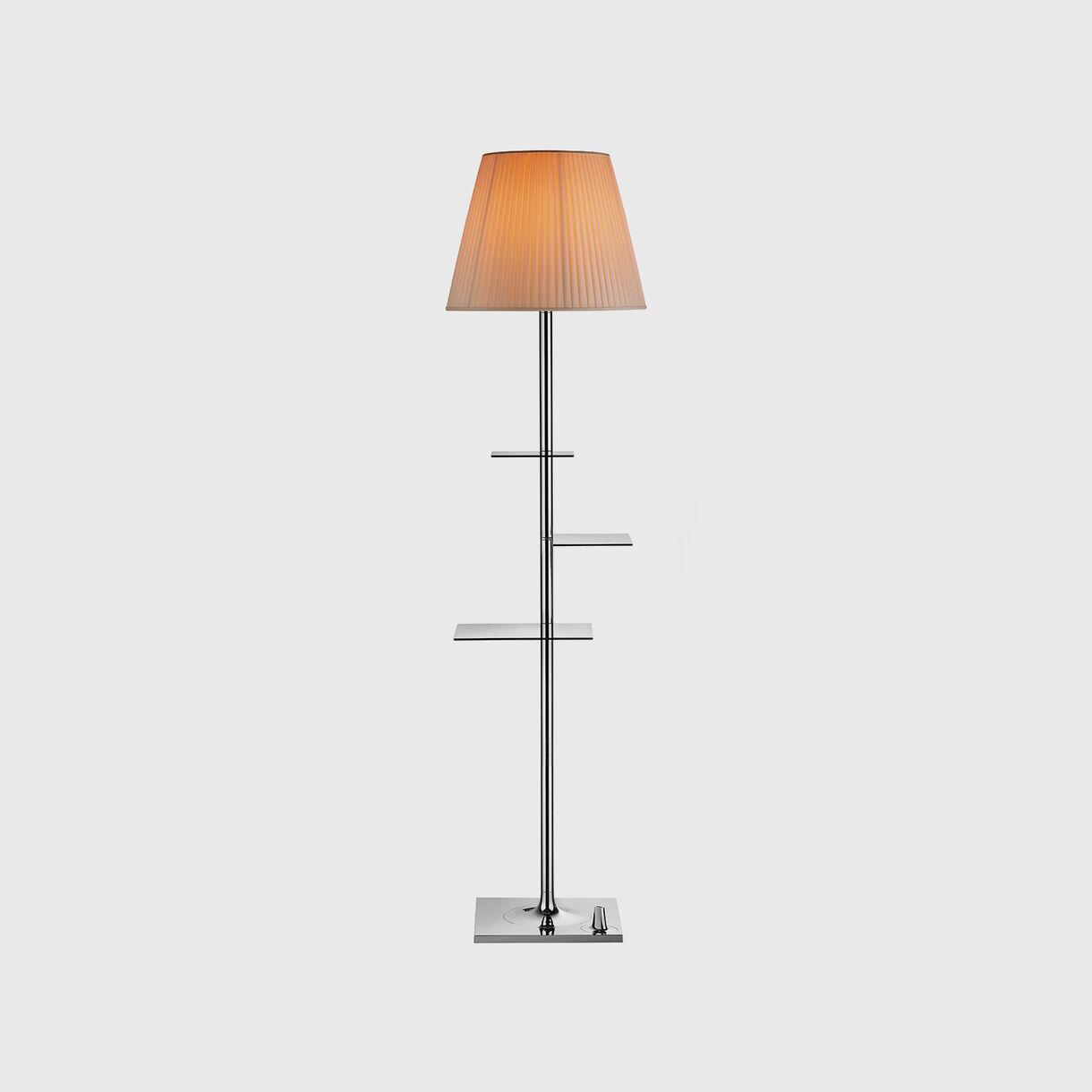 Bibliotheque Nationale Floor Lamp, Fabric