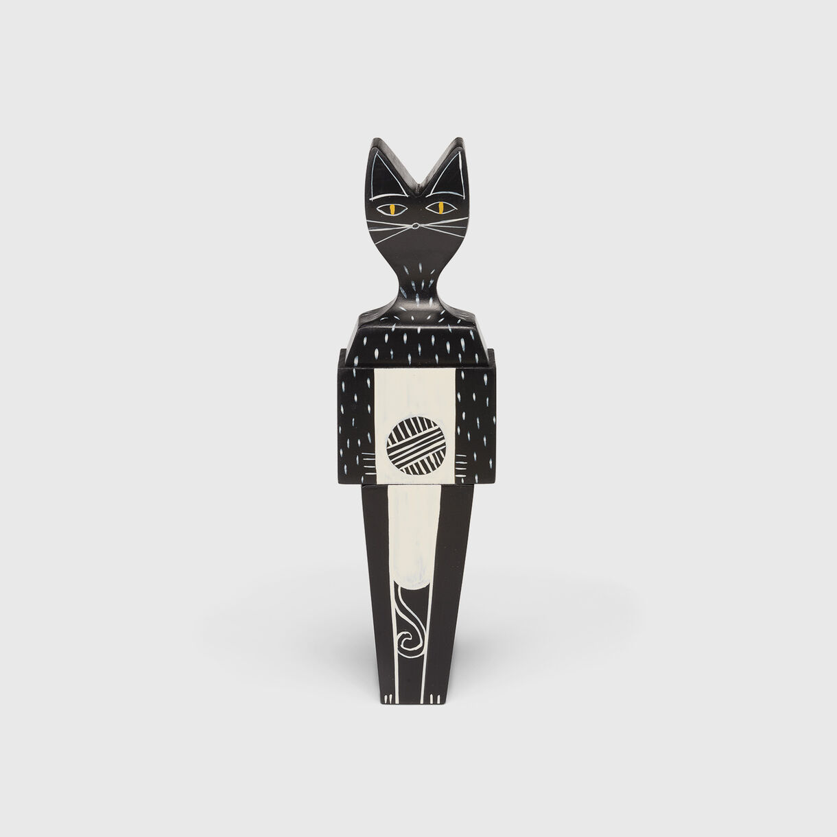 Wooden Doll, Cat