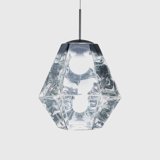 Cut Pendant Lamp, Tall