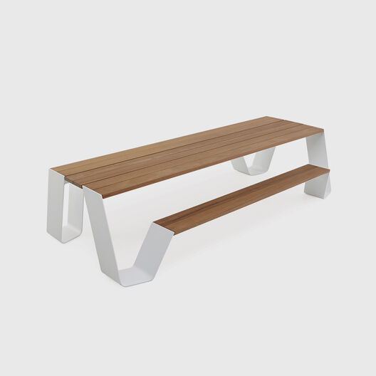 Hopper Picnic Table