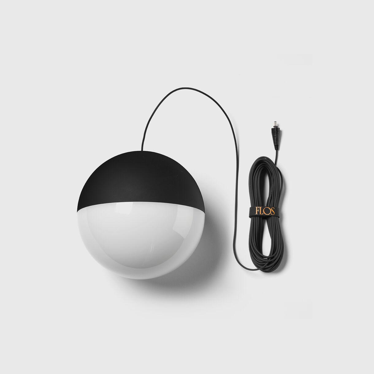 String Sphere Pendant Lamp
