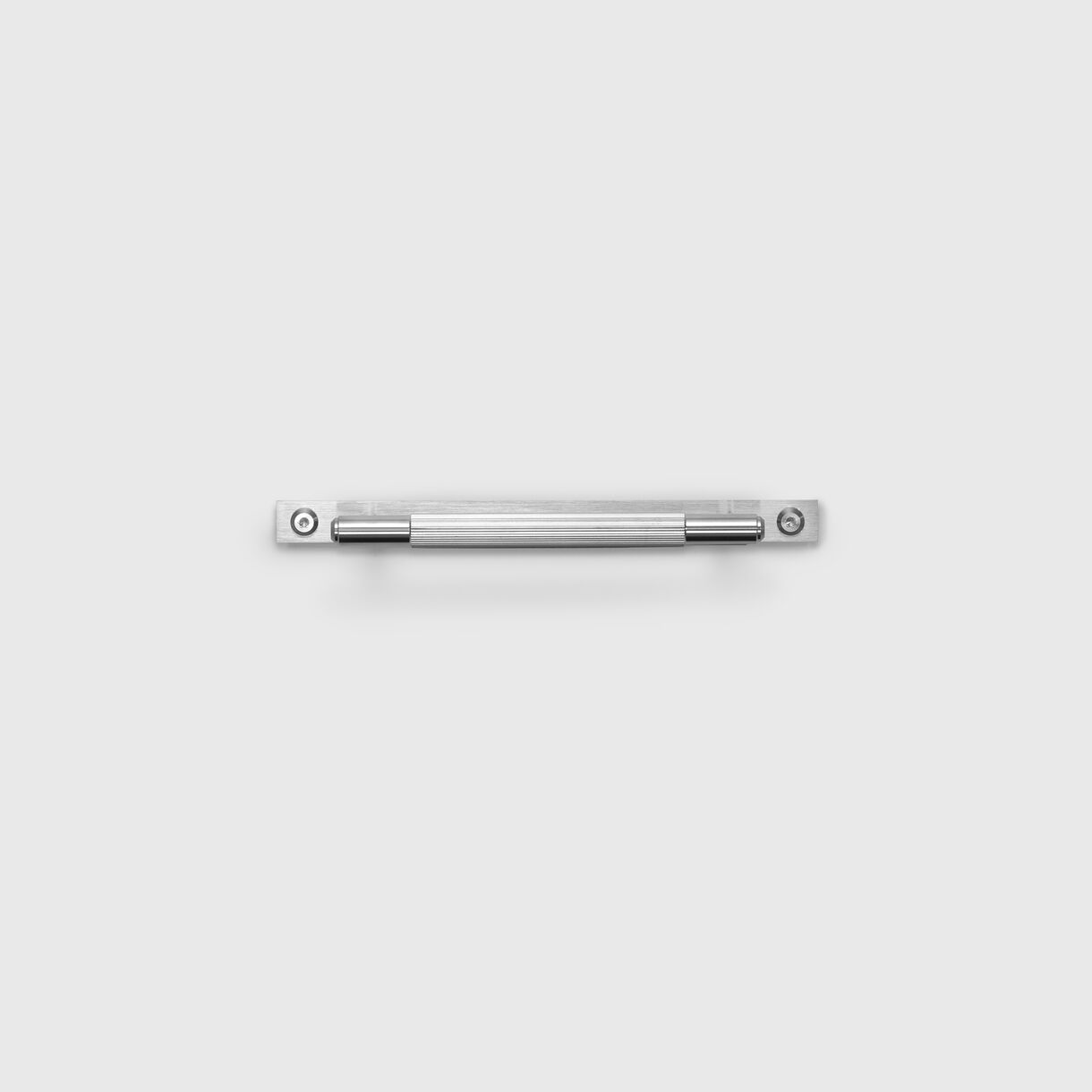 Linear Pull Bar with Plate, Steel