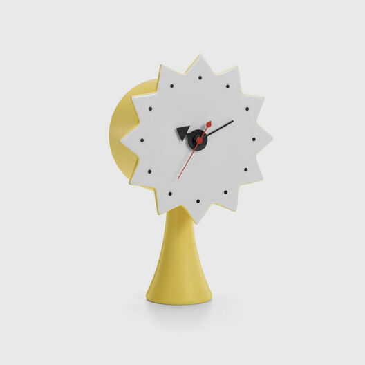Ceramic Clock, Model 2