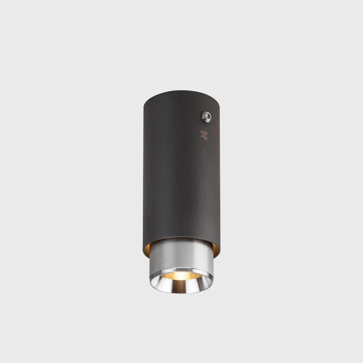 Exhaust Surface Light, Graphite & Steel