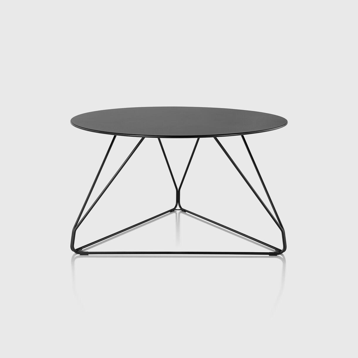 Polygon Wire Table, Medium