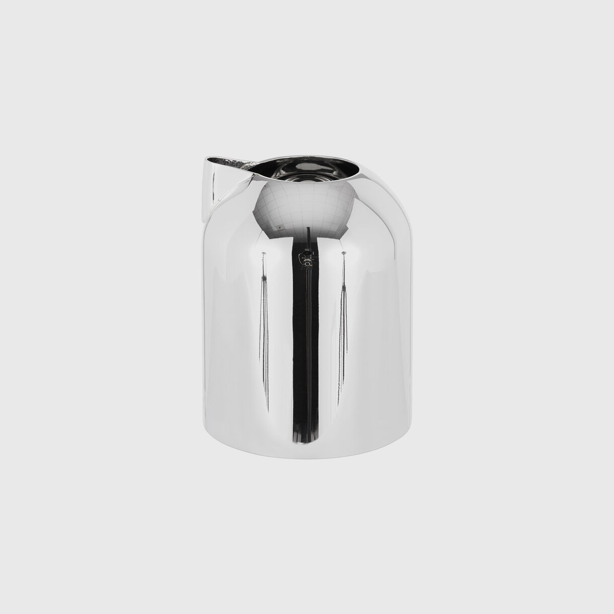 Form Milk Jug, Stainless Steel