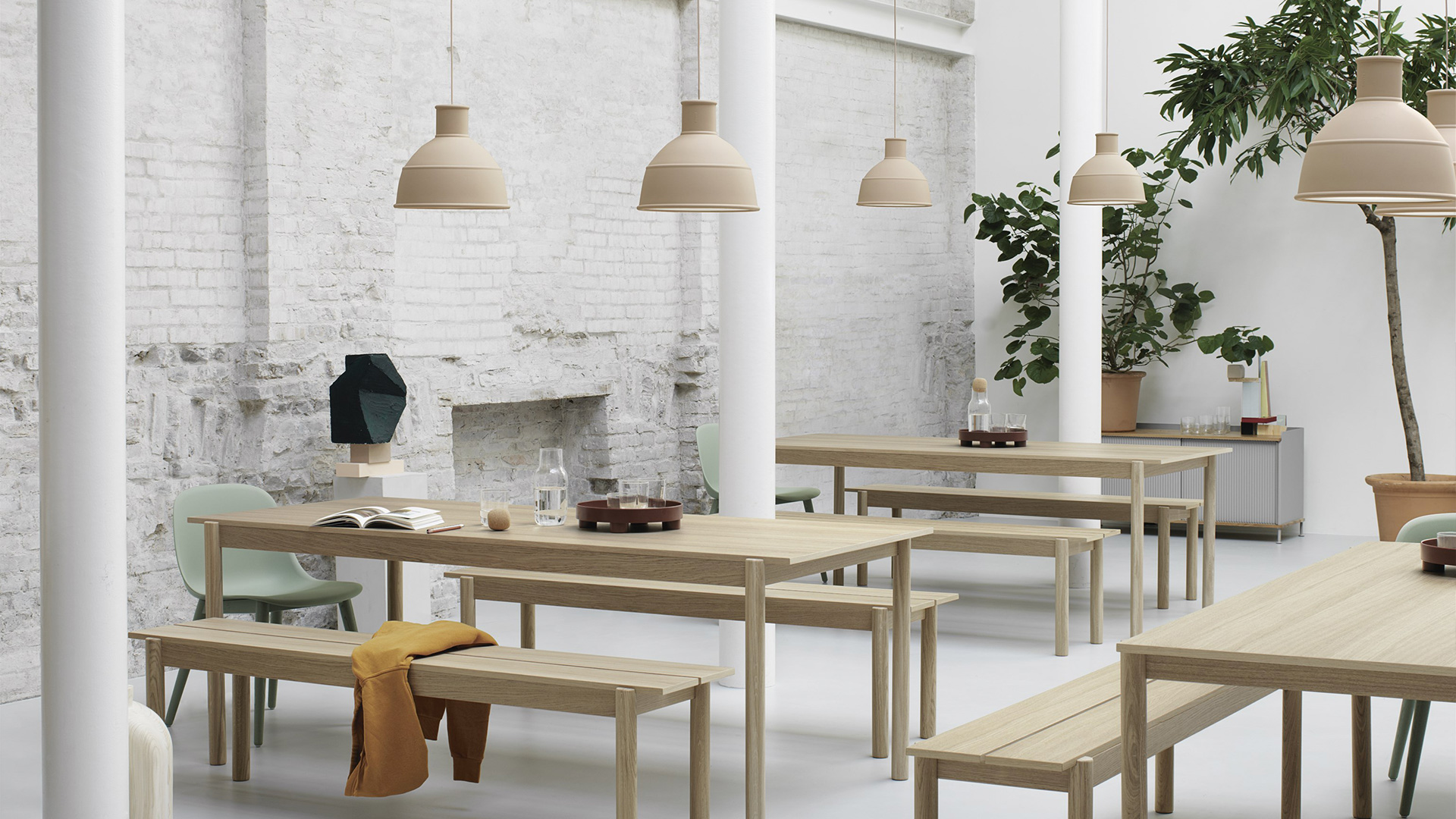 Unfold Pendant Lamp, Lifestyle
